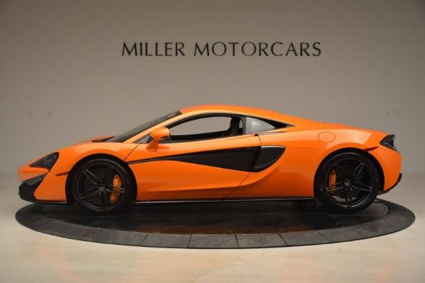 New 2017 McLaren 570S for sale Sold at McLaren Greenwich in Greenwich CT 06830 3