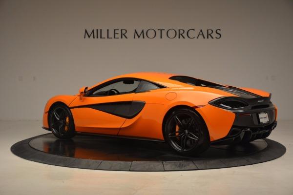 New 2017 McLaren 570S for sale Sold at McLaren Greenwich in Greenwich CT 06830 4