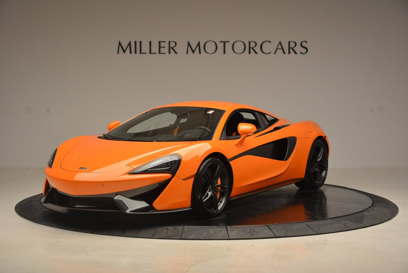 New 2017 McLaren 570S for sale Sold at McLaren Greenwich in Greenwich CT 06830 1