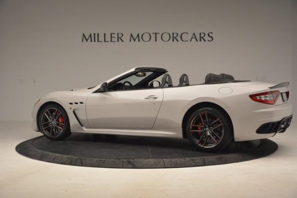Used 2015 Maserati GranTurismo MC Centennial for sale Sold at McLaren Greenwich in Greenwich CT 06830 4