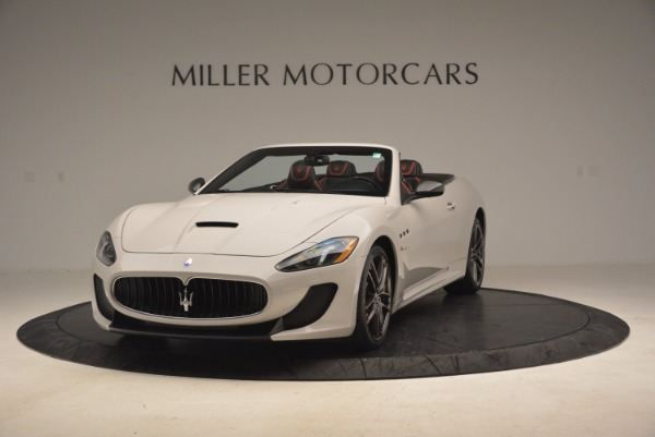 Used 2015 Maserati GranTurismo MC Centennial for sale Sold at McLaren Greenwich in Greenwich CT 06830 1