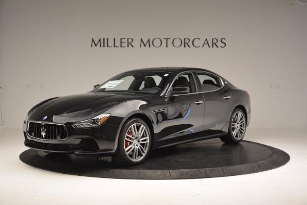 New 2017 Maserati Ghibli SQ4 for sale Sold at McLaren Greenwich in Greenwich CT 06830 2