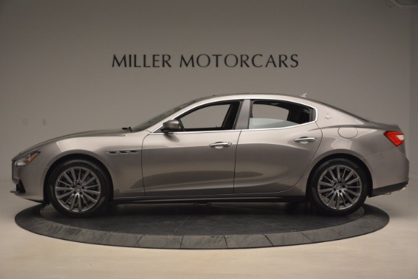 New 2017 Maserati Ghibli SQ4 for sale Sold at McLaren Greenwich in Greenwich CT 06830 3