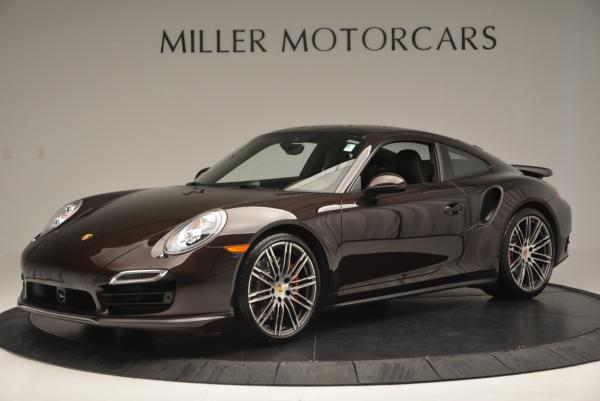 Used 2014 Porsche 911 Turbo for sale Sold at McLaren Greenwich in Greenwich CT 06830 2