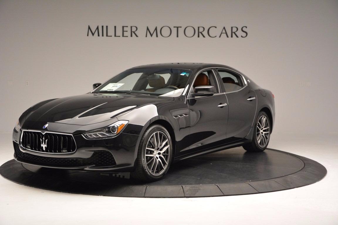 New 2017 Maserati Ghibli S Q4 for sale Sold at McLaren Greenwich in Greenwich CT 06830 1