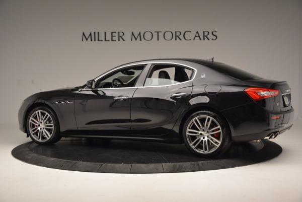 New 2017 Maserati Ghibli S Q4 for sale Sold at McLaren Greenwich in Greenwich CT 06830 4