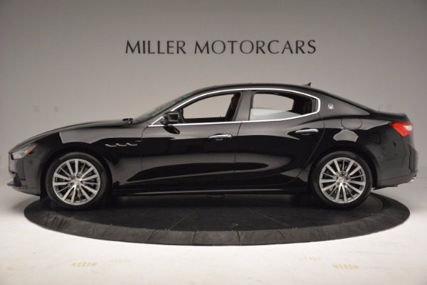 New 2017 Maserati Ghibli S Q4 EX-Loaner for sale Sold at McLaren Greenwich in Greenwich CT 06830 3