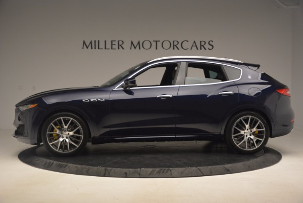 New 2017 Maserati Levante for sale Sold at McLaren Greenwich in Greenwich CT 06830 3