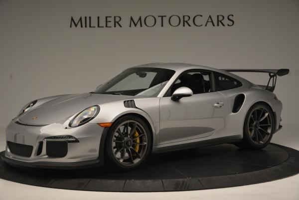 Used 2016 Porsche 911 GT3 RS for sale Sold at McLaren Greenwich in Greenwich CT 06830 2