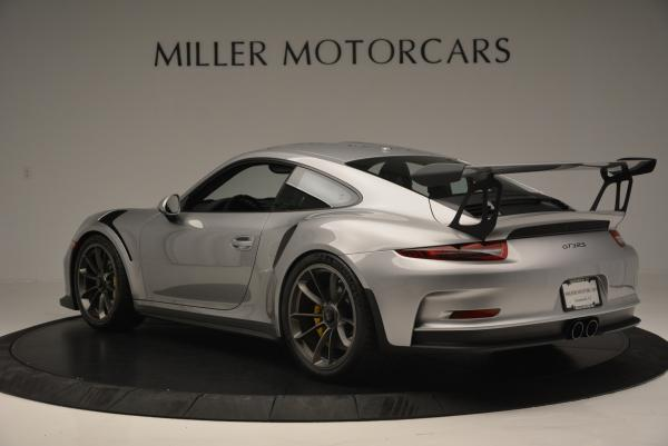 Used 2016 Porsche 911 GT3 RS for sale Sold at McLaren Greenwich in Greenwich CT 06830 3