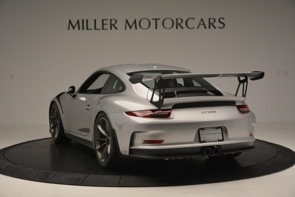 Used 2016 Porsche 911 GT3 RS for sale Sold at McLaren Greenwich in Greenwich CT 06830 4