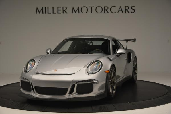 Used 2016 Porsche 911 GT3 RS for sale Sold at McLaren Greenwich in Greenwich CT 06830 1