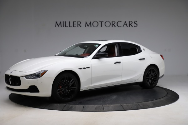 Used 2017 Maserati Ghibli S Q4 for sale $42,900 at McLaren Greenwich in Greenwich CT 06830 2