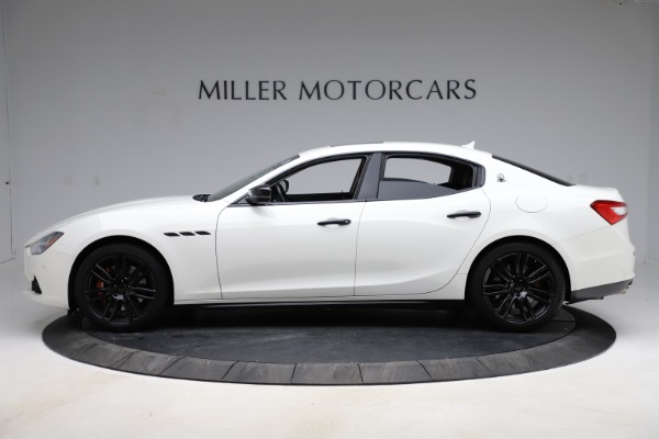 Used 2017 Maserati Ghibli S Q4 for sale $42,900 at McLaren Greenwich in Greenwich CT 06830 3