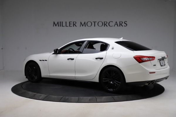 Used 2017 Maserati Ghibli S Q4 for sale $42,900 at McLaren Greenwich in Greenwich CT 06830 4
