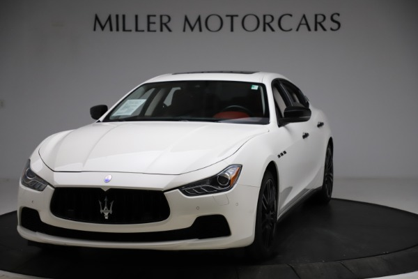 Used 2017 Maserati Ghibli S Q4 for sale $42,900 at McLaren Greenwich in Greenwich CT 06830 1