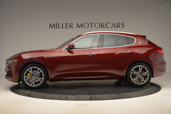 New 2017 Maserati Levante for sale Sold at McLaren Greenwich in Greenwich CT 06830 4