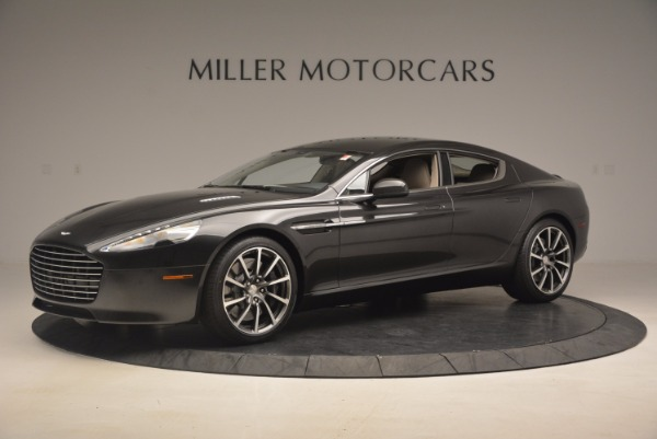 New 2017 Aston Martin Rapide S for sale Sold at McLaren Greenwich in Greenwich CT 06830 2