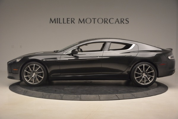 New 2017 Aston Martin Rapide S for sale Sold at McLaren Greenwich in Greenwich CT 06830 3