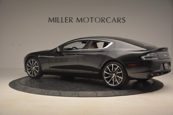 New 2017 Aston Martin Rapide S for sale Sold at McLaren Greenwich in Greenwich CT 06830 4