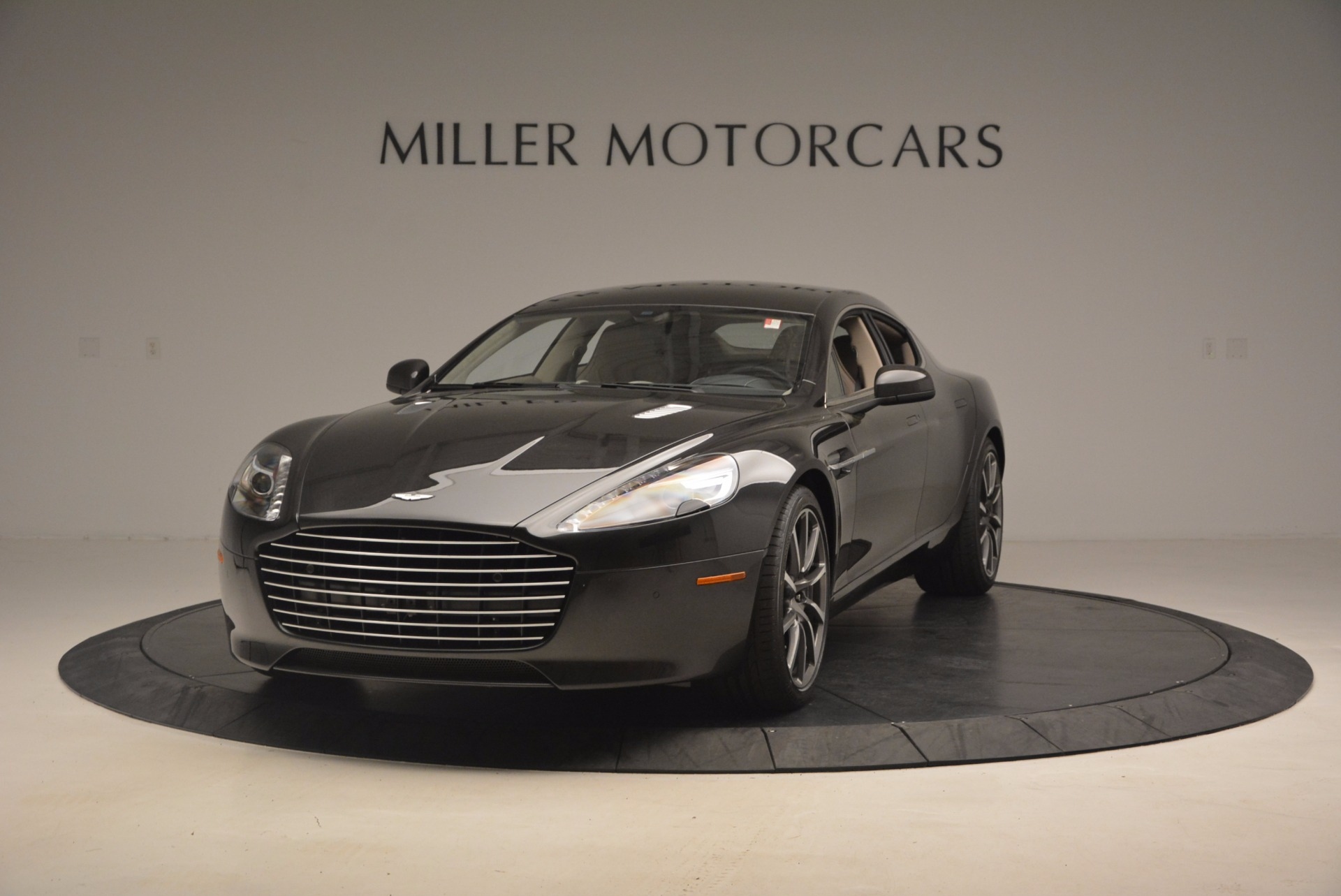 New 2017 Aston Martin Rapide S for sale Sold at McLaren Greenwich in Greenwich CT 06830 1