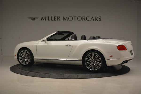 Used 2014 Bentley Continental GT Speed for sale Sold at McLaren Greenwich in Greenwich CT 06830 4