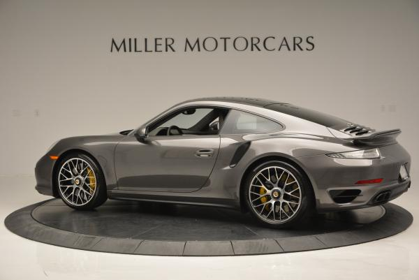 Used 2014 Porsche 911 Turbo S for sale Sold at McLaren Greenwich in Greenwich CT 06830 4