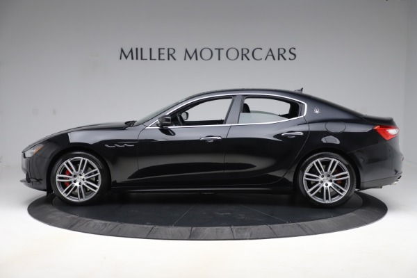 Used 2017 Maserati Ghibli S Q4 for sale Sold at McLaren Greenwich in Greenwich CT 06830 3