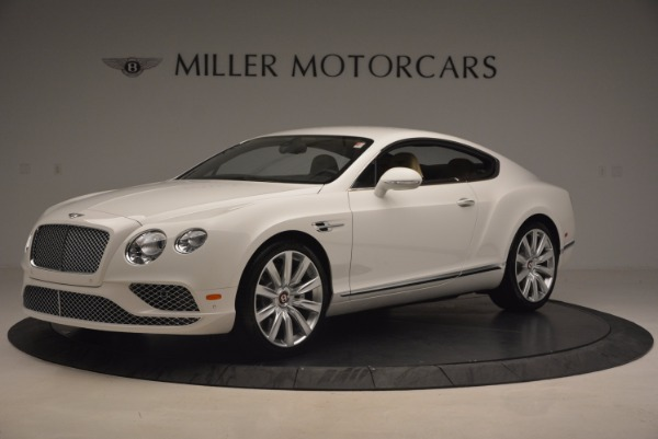 Used 2017 Bentley Continental GT V8 for sale Sold at McLaren Greenwich in Greenwich CT 06830 2