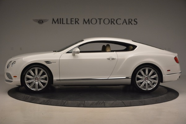 Used 2017 Bentley Continental GT V8 for sale Sold at McLaren Greenwich in Greenwich CT 06830 3