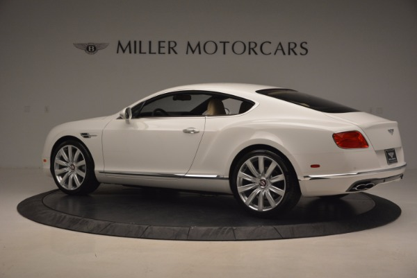 Used 2017 Bentley Continental GT V8 for sale Sold at McLaren Greenwich in Greenwich CT 06830 4