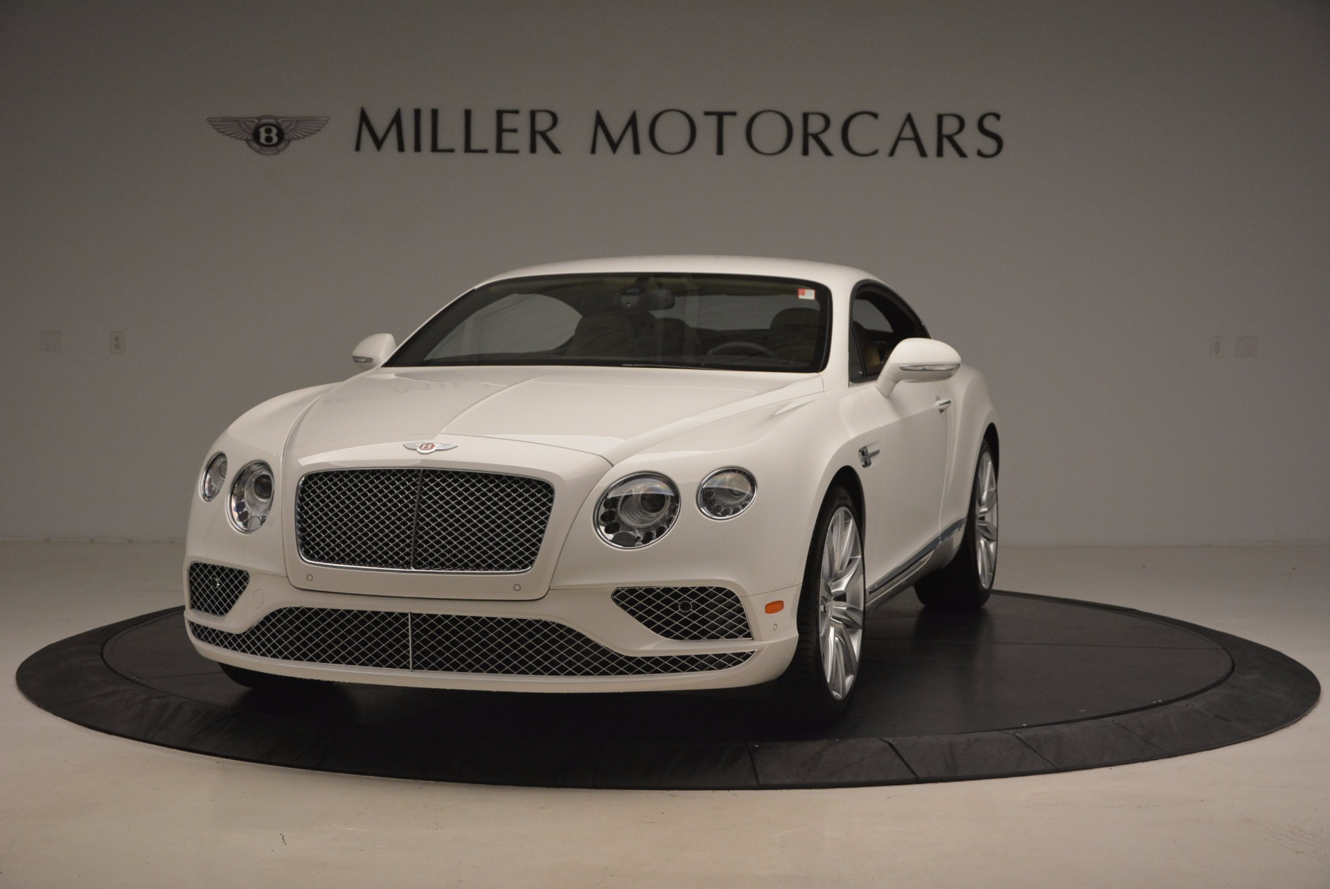 Used 2017 Bentley Continental GT V8 for sale Sold at McLaren Greenwich in Greenwich CT 06830 1