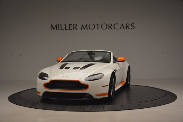 Used 2017 Aston Martin V12 Vantage S Convertible for sale Sold at McLaren Greenwich in Greenwich CT 06830 2