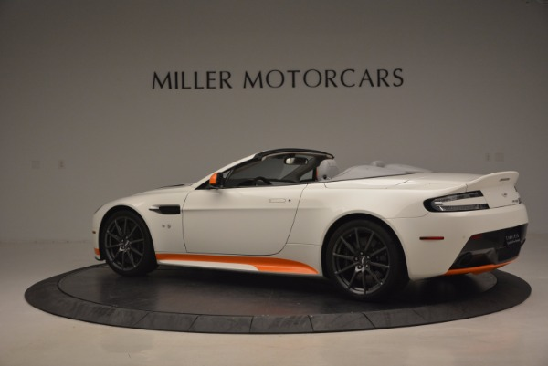 Used 2017 Aston Martin V12 Vantage S Convertible for sale Sold at McLaren Greenwich in Greenwich CT 06830 4