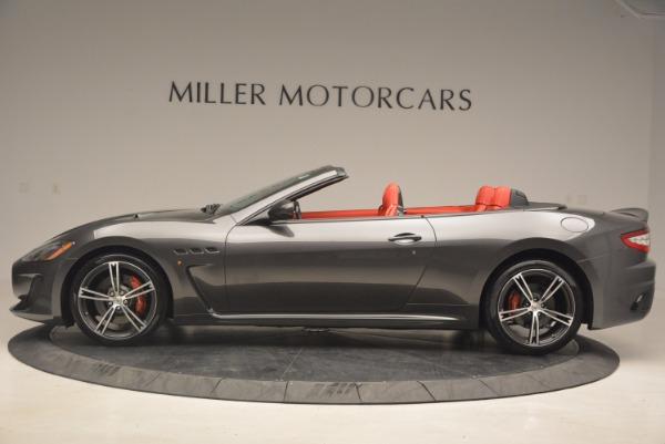 Used 2015 Maserati GranTurismo MC for sale Sold at McLaren Greenwich in Greenwich CT 06830 3