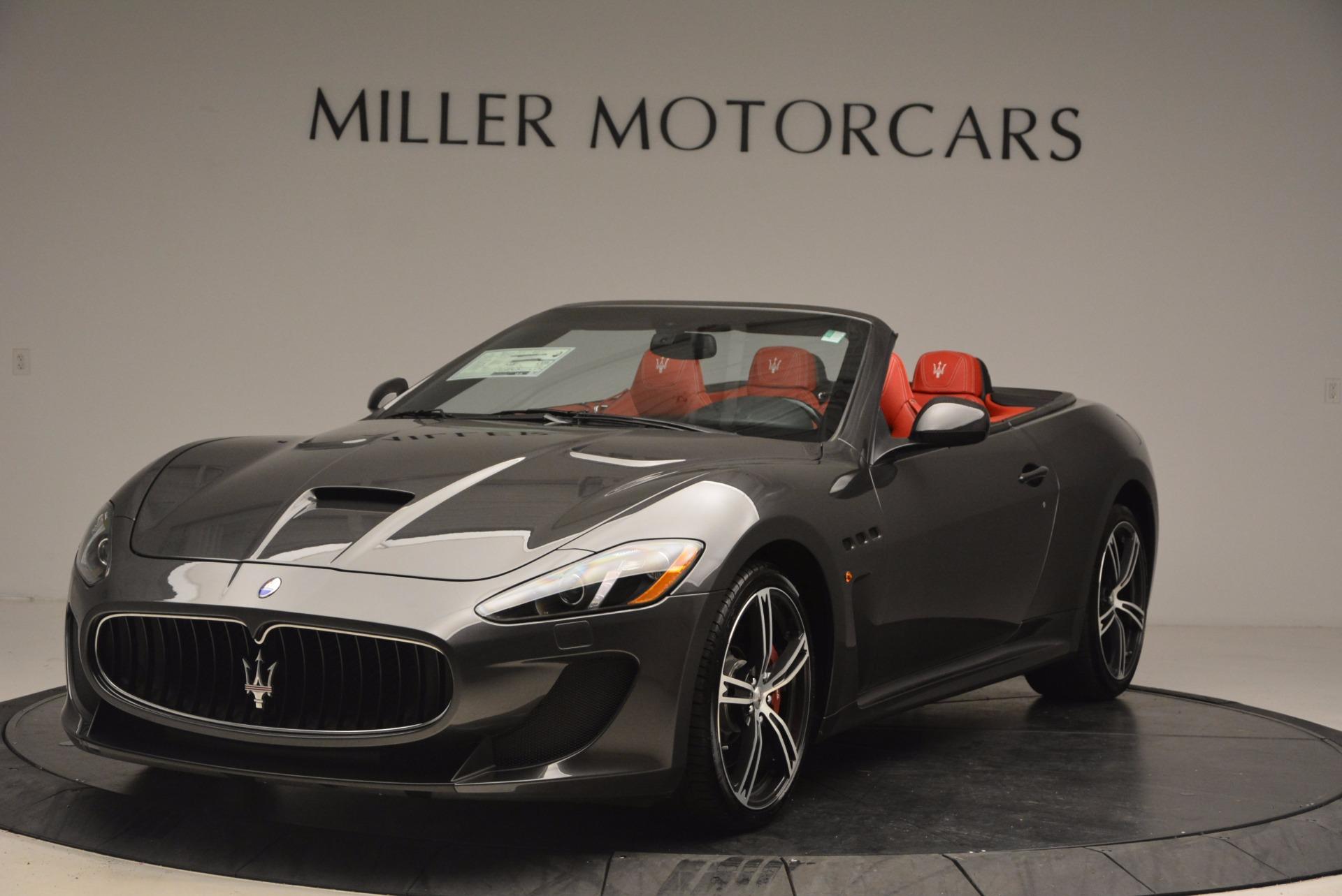 Used 2015 Maserati GranTurismo MC for sale Sold at McLaren Greenwich in Greenwich CT 06830 1