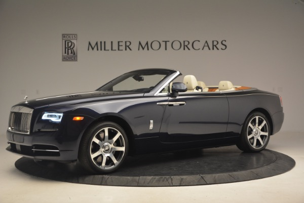 Used 2017 Rolls-Royce Dawn for sale $239,900 at McLaren Greenwich in Greenwich CT 06830 3