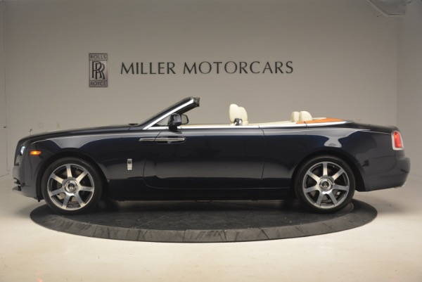 Used 2017 Rolls-Royce Dawn for sale $239,900 at McLaren Greenwich in Greenwich CT 06830 4