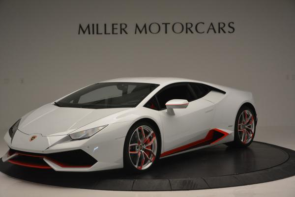 Used 2015 Lamborghini Huracan LP610-4 for sale Sold at McLaren Greenwich in Greenwich CT 06830 2