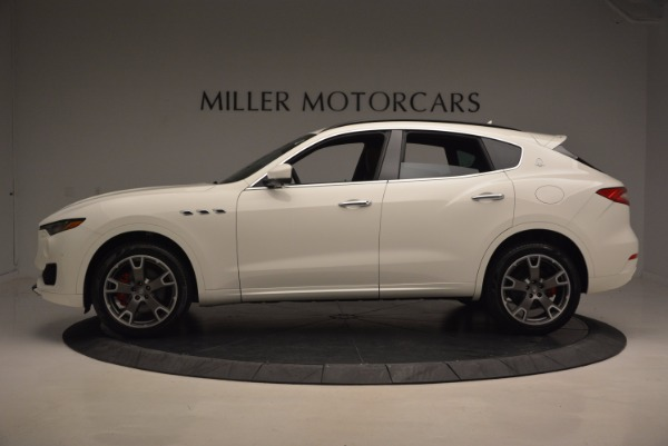 New 2017 Maserati Levante for sale Sold at McLaren Greenwich in Greenwich CT 06830 4