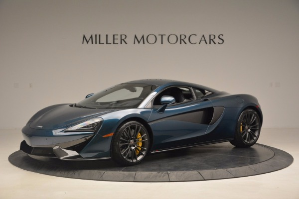 New 2017 McLaren 570S for sale Sold at McLaren Greenwich in Greenwich CT 06830 2