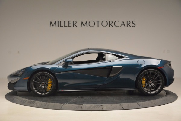 New 2017 McLaren 570S for sale Sold at McLaren Greenwich in Greenwich CT 06830 3