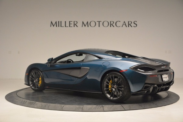 New 2017 McLaren 570S for sale Sold at McLaren Greenwich in Greenwich CT 06830 4