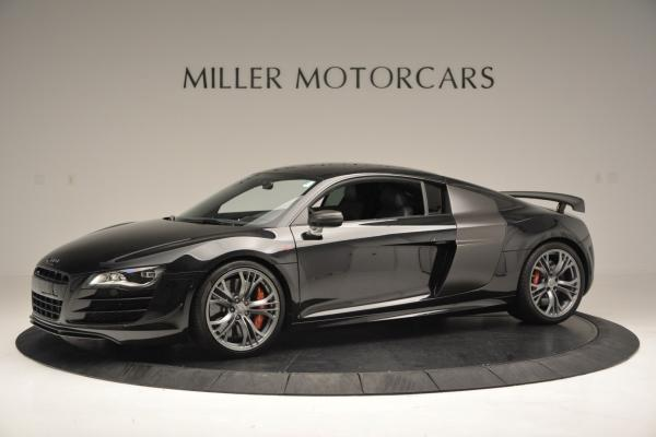 Used 2012 Audi R8 GT (R tronic) for sale Sold at McLaren Greenwich in Greenwich CT 06830 2