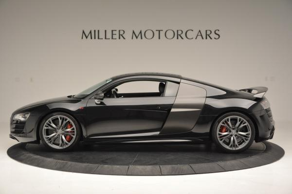 Used 2012 Audi R8 GT (R tronic) for sale Sold at McLaren Greenwich in Greenwich CT 06830 3