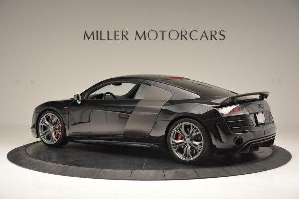 Used 2012 Audi R8 GT (R tronic) for sale Sold at McLaren Greenwich in Greenwich CT 06830 4