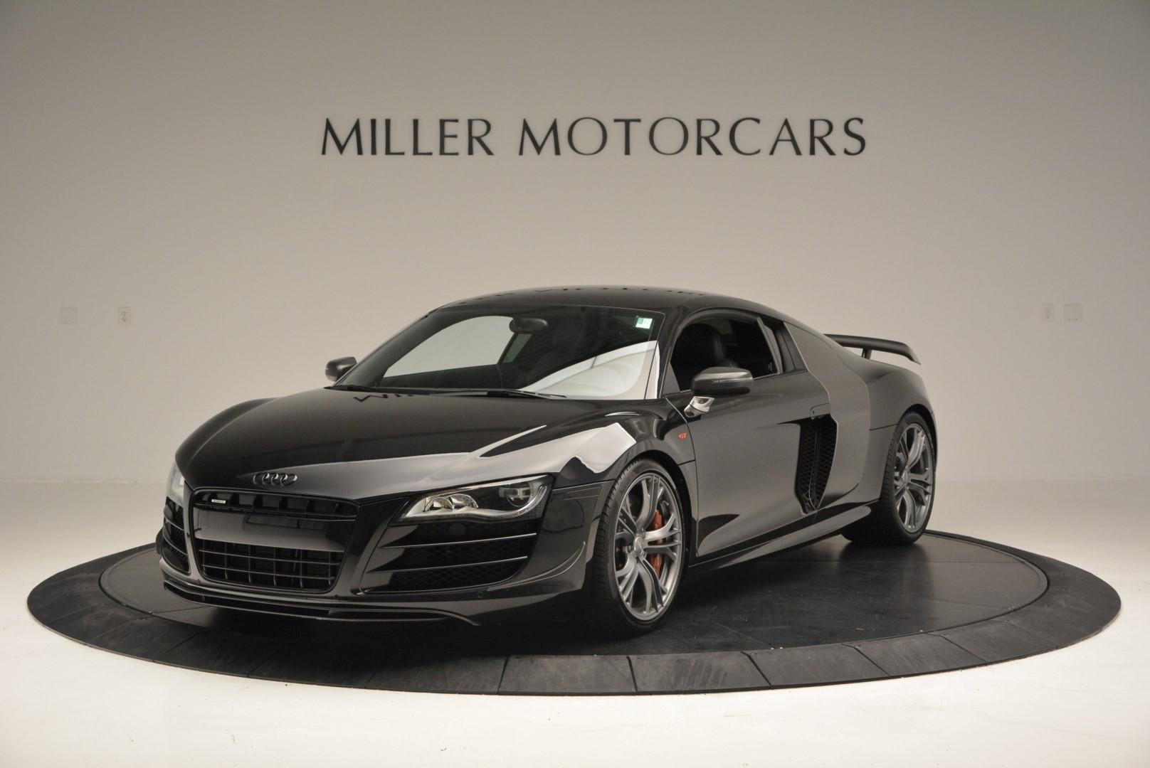 Used 2012 Audi R8 GT (R tronic) for sale Sold at McLaren Greenwich in Greenwich CT 06830 1