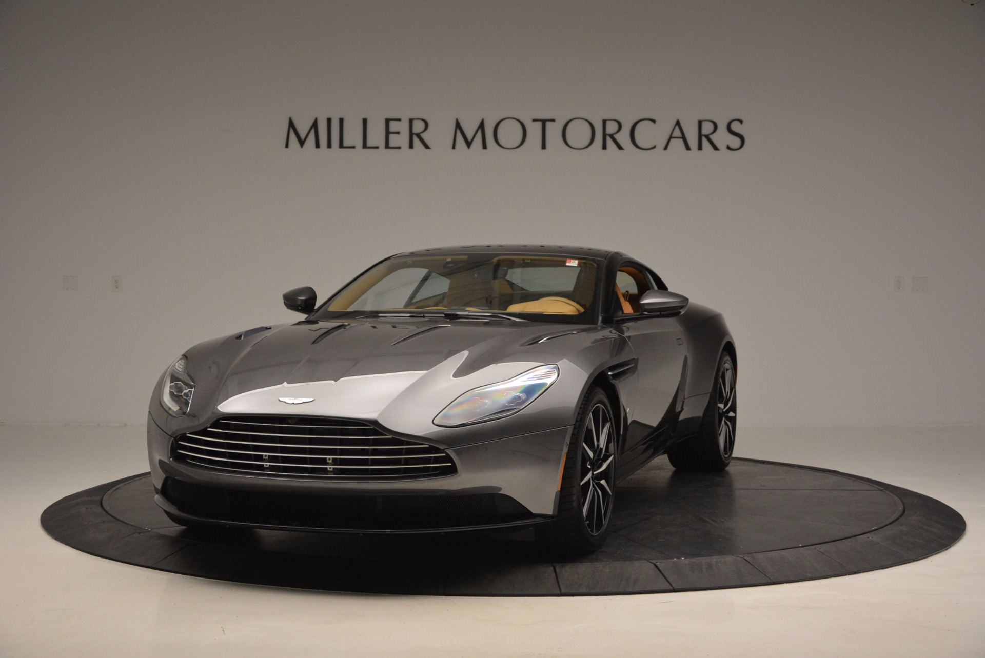 New 2017 Aston Martin DB11 for sale Sold at McLaren Greenwich in Greenwich CT 06830 1