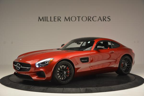 Used 2016 Mercedes Benz AMG GT S S for sale Sold at McLaren Greenwich in Greenwich CT 06830 2
