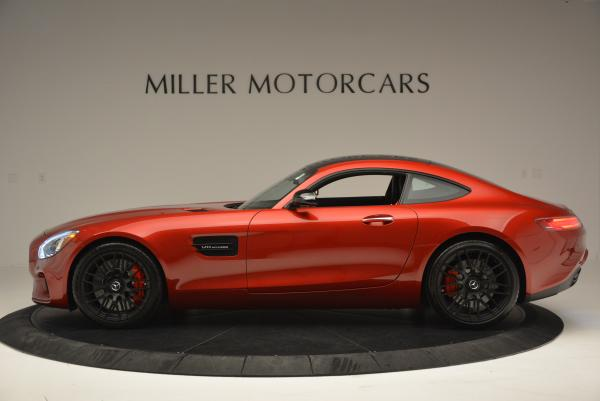 Used 2016 Mercedes Benz AMG GT S S for sale Sold at McLaren Greenwich in Greenwich CT 06830 3